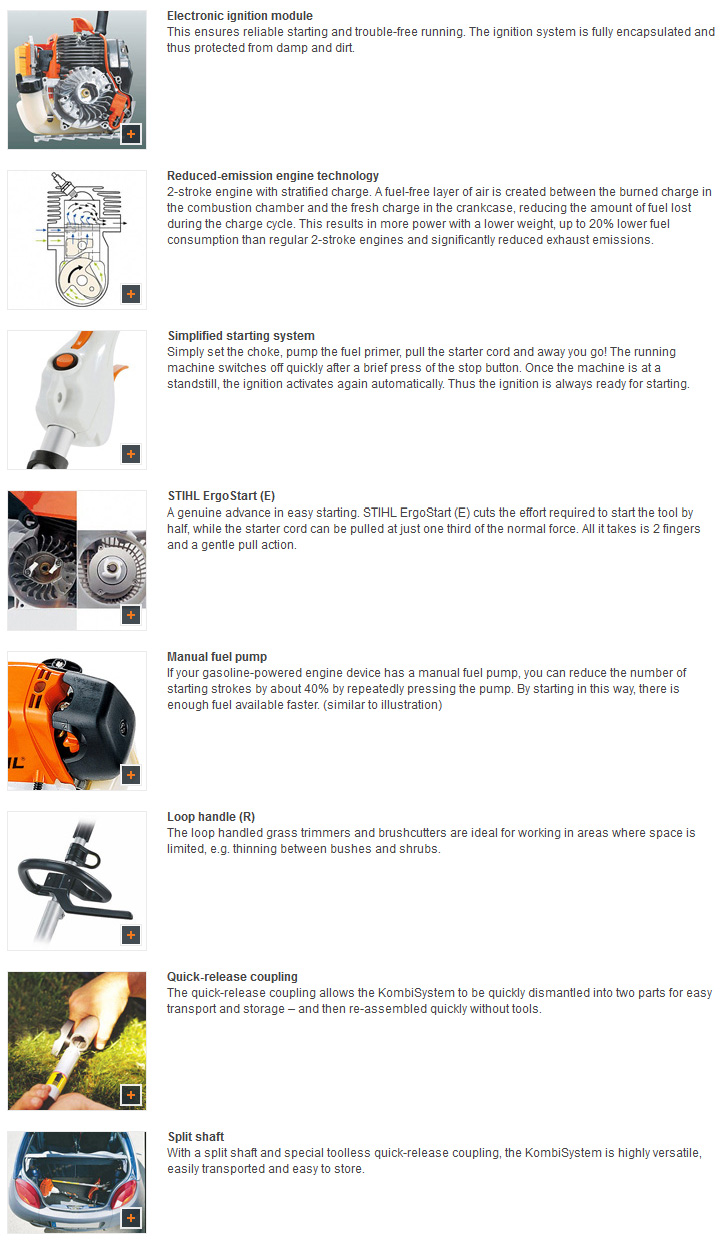 Stihl Km 94 Rc E Machinery From Gustharts Uk Chainsaw Parts Diagram Oil Pump Free Engine Image For Reviews Be The First To Review