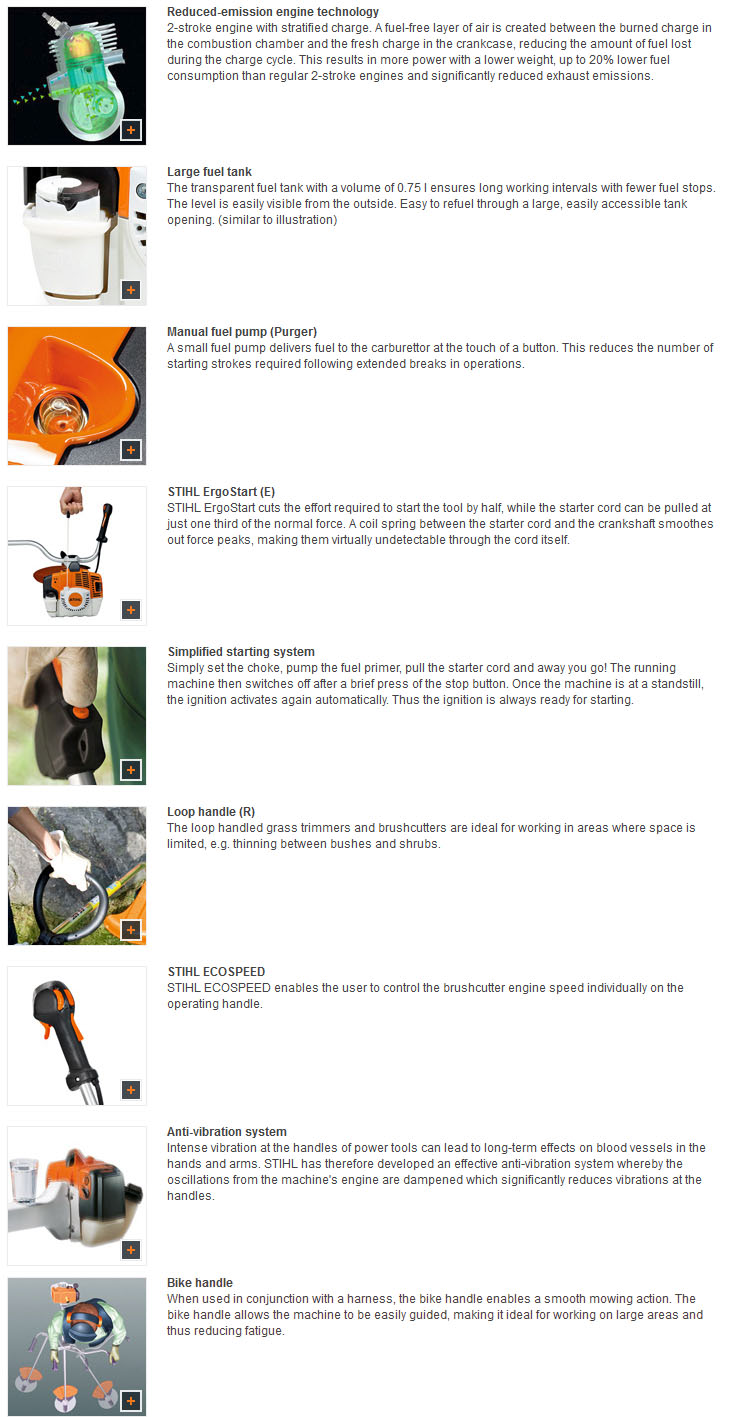 Stihl Fs 94 C E Machinery From Gustharts Uk Chainsaw Parts Diagram Oil Pump Free Engine Image For Reviews Be The First To Review