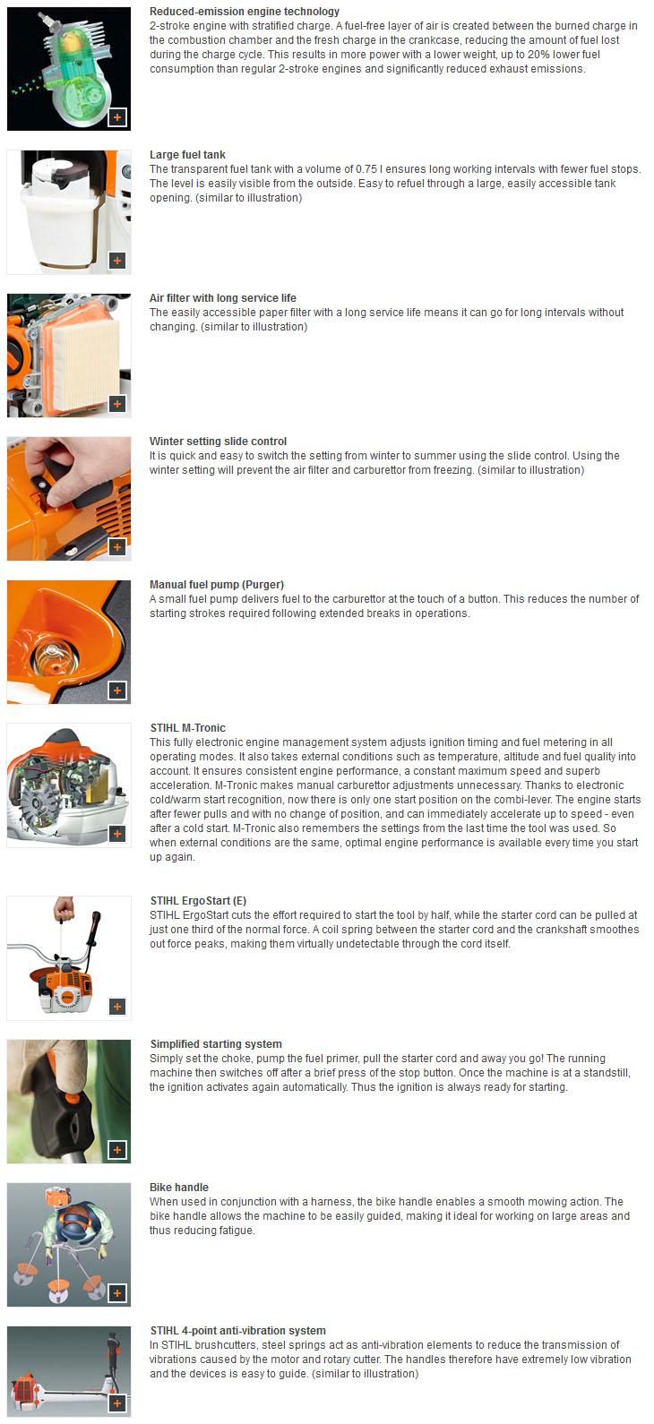 stihl fs 410 c manual