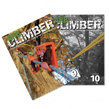 Arb Climber Magazine Issue 9 & 10