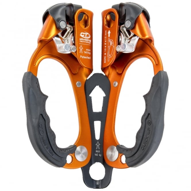 Climbing Technology Quick Arbor Double Hand Ascender