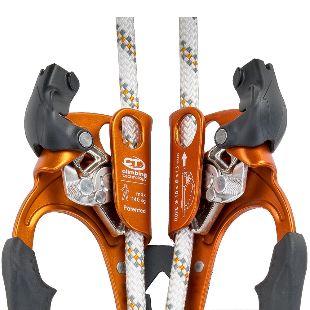 Climbing Technology Quick Arbor Double Hand Ascender Climbing Equipment From Gustharts Uk