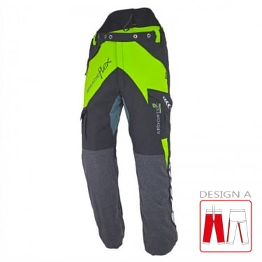 Chainsaw Trousers, Type A (Front Protection)