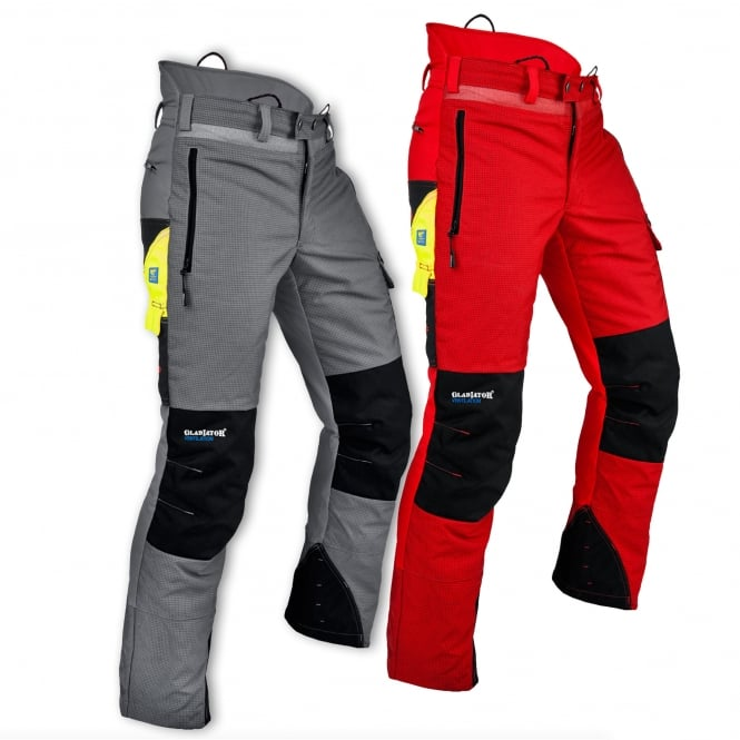 Pfanner Ventilation Chainsaw Trousers