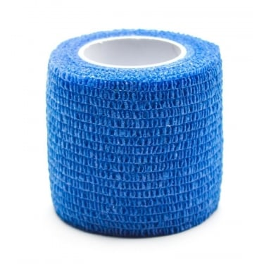SBRT Blue Compression Bandage