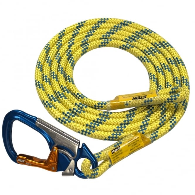Stein Positioning Lanyard 3m with 3-way Snap