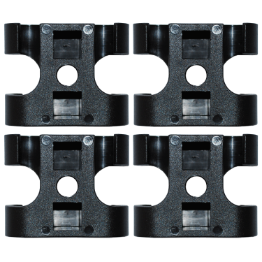 Replacement Clips for Modular Guard System (4 pack)