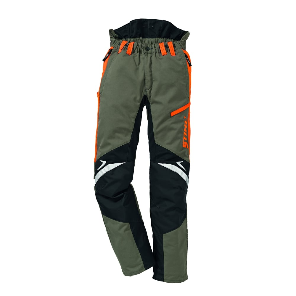 5361f4a20f0 Stihl Function Ergo Chainsaw Trousers