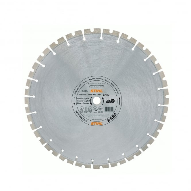 Stihl Universal Cutting Wheel (D-BA80)
