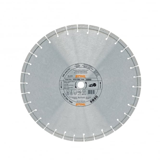 Stihl Universal Cutting Wheel (D-SB80)