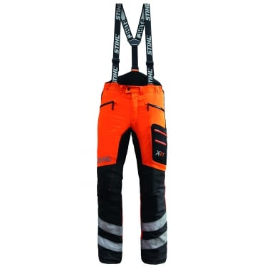 X-FIT Chainsaw Trousers