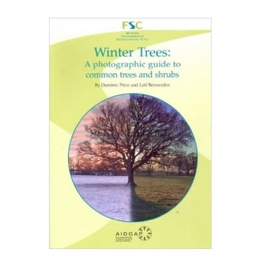 Winter Trees: A Photographic Guide To Common Trees & Shrubs